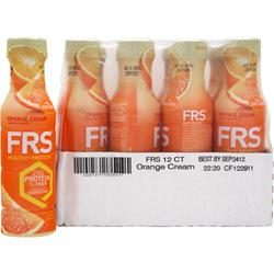 FRS Healthy Protein RTD Orange Cream 12 bttls