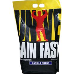 UNIVERSAL NUTRITION Gain Fast 3100 Vanilla Shake 10 lbs
