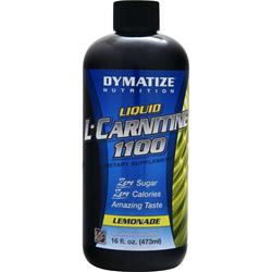 DYMATIZE NUTRITION Liquid L-Carnitine 1100 Lemonade 16 fl.oz