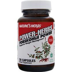 Nature's Herbs Forskohlii 50 caps