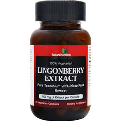 FUTUREBIOTICS Lingonberry Extract 60 vcaps