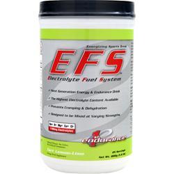 1ST ENDURANCE EFS - Electrolyte Fuel System Tart Lemon-Lime 1.8 lbs