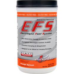 1ST ENDURANCE EFS - Electrolyte Fuel System Orange Splash 1.8 lbs