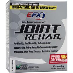 EFX SPORTS Joint Rehab 60 caps