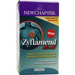 New Chapter Zyflamend Heart 60 sgels