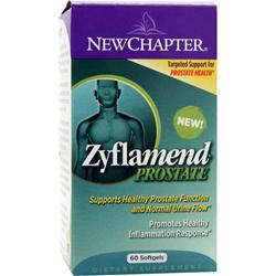 NEW CHAPTER Zyflamend Prostate 60 sgels