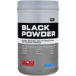 MRI Black Powder Blue Raspberry 3 lbs