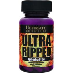 Ultimate Nutrition Ultra Ripped 90 caps