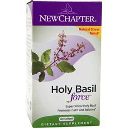 NEW CHAPTER Holy Basil Force 120 sgels