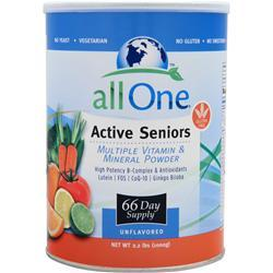 All One Multiple Vitamins & Minerals - Active Senior's Formula 2.2 lbs