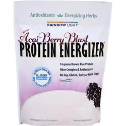 Rainbow Light Acai Protein Energizer Acai Berry Blast 9.2 oz