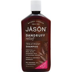 Jason Dandruff Relief Shampoo 12 fl.oz