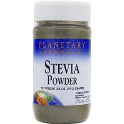 Planetary Formulas Stevia Powder  BEST BY 9/17 3.5 oz