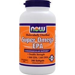 NOW Super Omega EPA 240 sgels