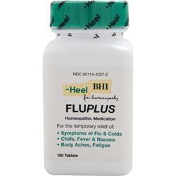 HEEL BHI - FluPlus 100 tabs