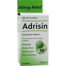 Heel ClearLife Allergy Relief (formerly Adrisin) 60 tabs
