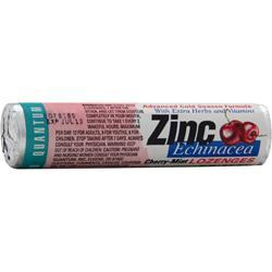 QUANTUM Zinc Echinacea Lozenges Cherry-Mint 14 lzngs