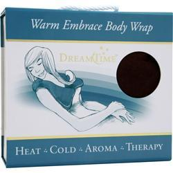 Dreamtime Warm Embrace Body Wrap Brown Velvet* 1 unit