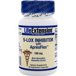 LIFE EXTENSION 5-Lox Inhibitor with ApresFlex 60 vcaps