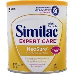 Similac NeoSure Advance Infant Formula with Iron 13.1 grams