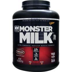 CYTOSPORT Monster Milk Chocolate 4.13 lbs
