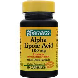 GOOD 'N NATURAL Alpha Lipoic Acid (100mg) 60 caps