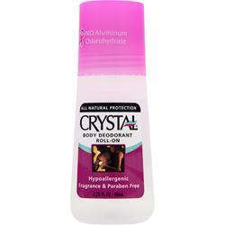 Crystal All Natural Body Deodorant Roll-On 2.25 fl.oz