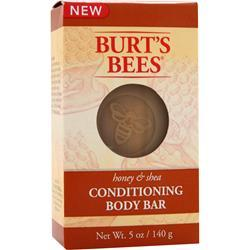 BURT'S BEES Conditioning Body Bar Honey & Shea 5 oz
