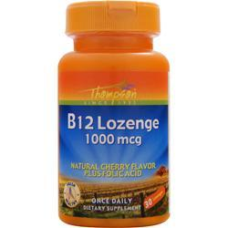 THOMPSON B12 Lozenge (1000mcg) 30 lzngs