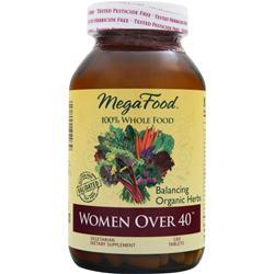 MEGAFOOD Women Over 40 180 tabs