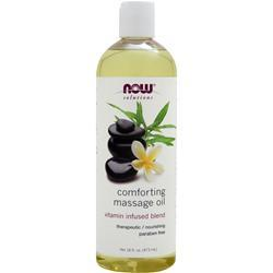 Now Comforting Massage Oil 16 fl.oz