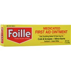 Blistex Foille Medicated First Aid Ointment 1 oz