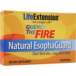 Life Extension Natural EsophaGuard 10 sgels