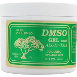 DMSO DMSO Gel with Aloe Vera - 70%/30% 4 oz