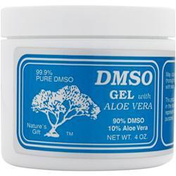 DMSO DMSO Gel with Aloe Vera - 90%/10% 4 oz