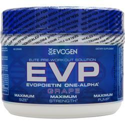 Evogen EVP - Evopoietin One-Alpha Grape 450 grams