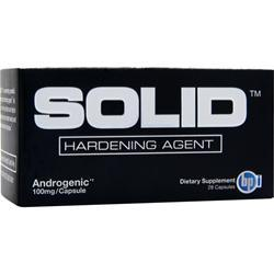 BPI Solid - Hardening Agent 28 caps