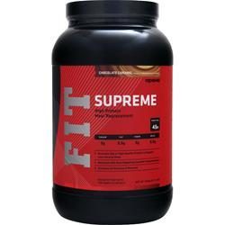 APEX Fit Supreme - High Protein Meal Replacement Chocolate Caramel 2.77 lbs