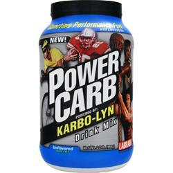 LABRADA Power Carb Drink Mix - Powered by Karbo-Lyn Unflavored 2.2 lbs