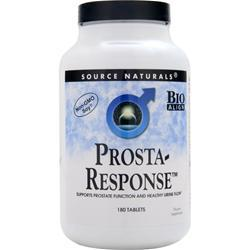 SOURCE NATURALS Prosta-Response 180 tabs
