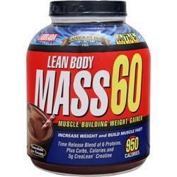 LABRADA Lean Body Mass 60 Chocolate Ice Cream 6 lbs