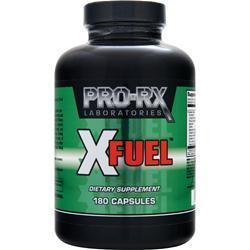 Pro-Rx Laboratories X Fuel 180 caps
