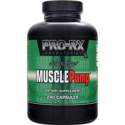Pro-Rx Laboratories MusclePump Kre-Alkalyn 240 caps