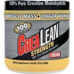 LABRADA CreaLean - 100% Creatine Monohydrate 500 grams