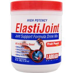 Labrada ElastiJoint Fruit Punch 350 grams