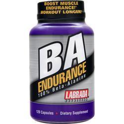 LABRADA BA Endurance 120 caps