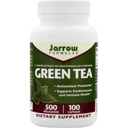 Jarrow Green Tea (500mg) 100 caps