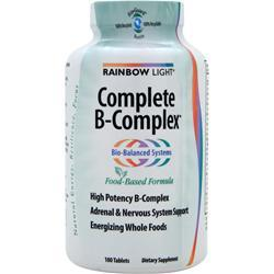 RAINBOW LIGHT Complete B-Complex 180 tabs
