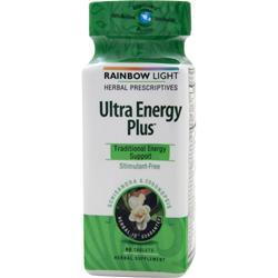Rainbow Light Ultra Energy Plus 60 tabs