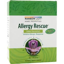 RAINBOW LIGHT Allerstan Quick Response 30 tabs